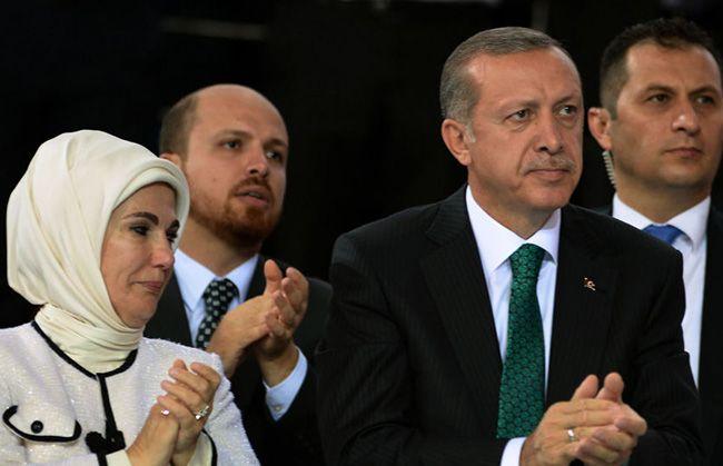 بیوگرافی رجب طیب اردوغان و همسرش